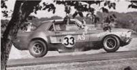 1969 John McComb Ford Mustang